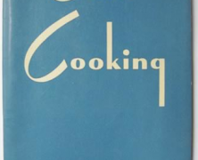 Montgomery Ward Cold Cooking ~ Vintage Recipe Booklet