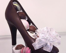 EDIBLE HIGH HEEL SHOE