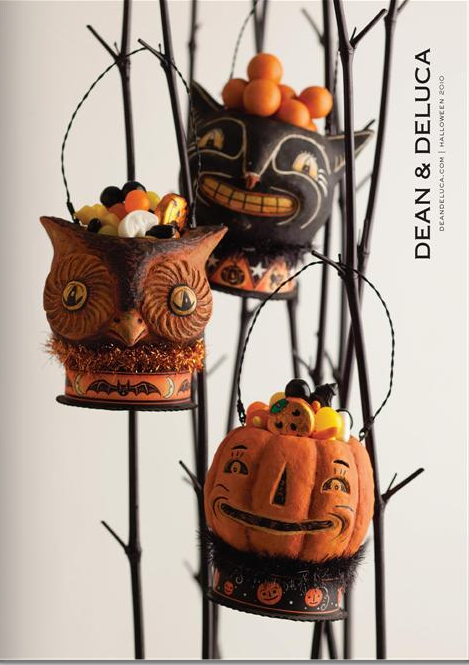 the 2010 dean and deluca halloween catalog - Halloween Catalogs