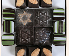 Hanukkah Chocolates