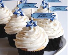 Hanukkah Cupcake Collection