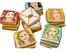 Best Actress Cookies
