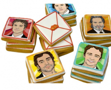 Best Actor Oscar Cookies