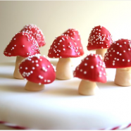 Chocolate Filled Toadstools