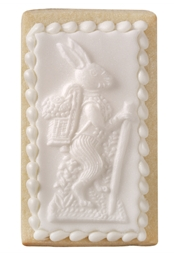 Peter Cottontail Easter Cookie