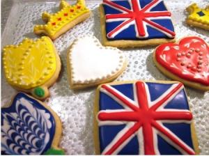 Royal Wedding Cookies