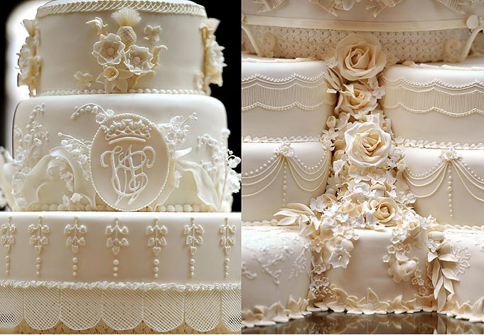 The Royal Wedding Cake Archives Bakers And Artists The Daily