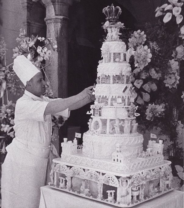 Monaco Wedding Cake Archives Bakers And Artists The Daily
