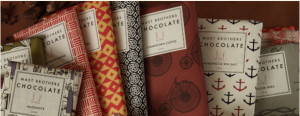 Mast Brothers Craft Chocolate Bars