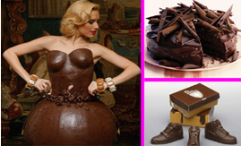 Trend: 3-D chocolate