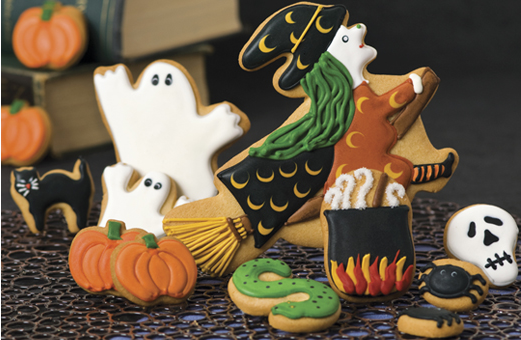 Witch Craft Sugar Cookies