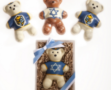 SweetBliss Hanukkah Bear