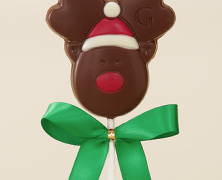 Chocolate Reindeer Lollipop