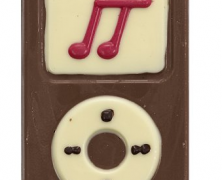 John Lewis Chocolate iPod