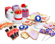 The Queen's Diamond Jubilee Cookie Collection