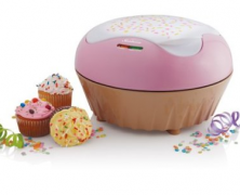 Sunbeam Pink Cupcake Maker