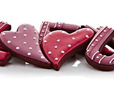 Biscuiteers L.O.V.E. Spells Love Biscuit Tin