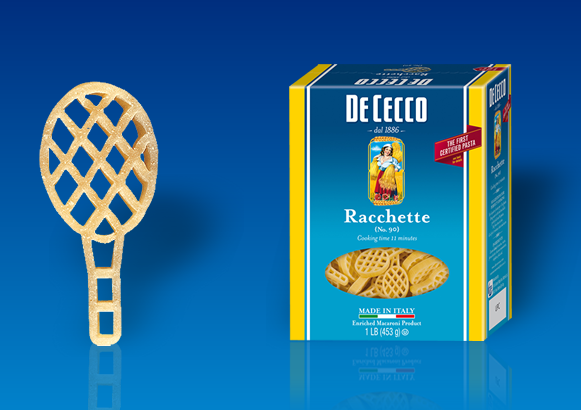 Pasta Shapes – Rachette
