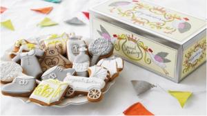Royal Baby Cookies
