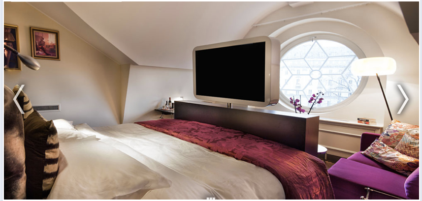 Great Hotel Rooms, Berns Hotel, Stockholm, Sweden