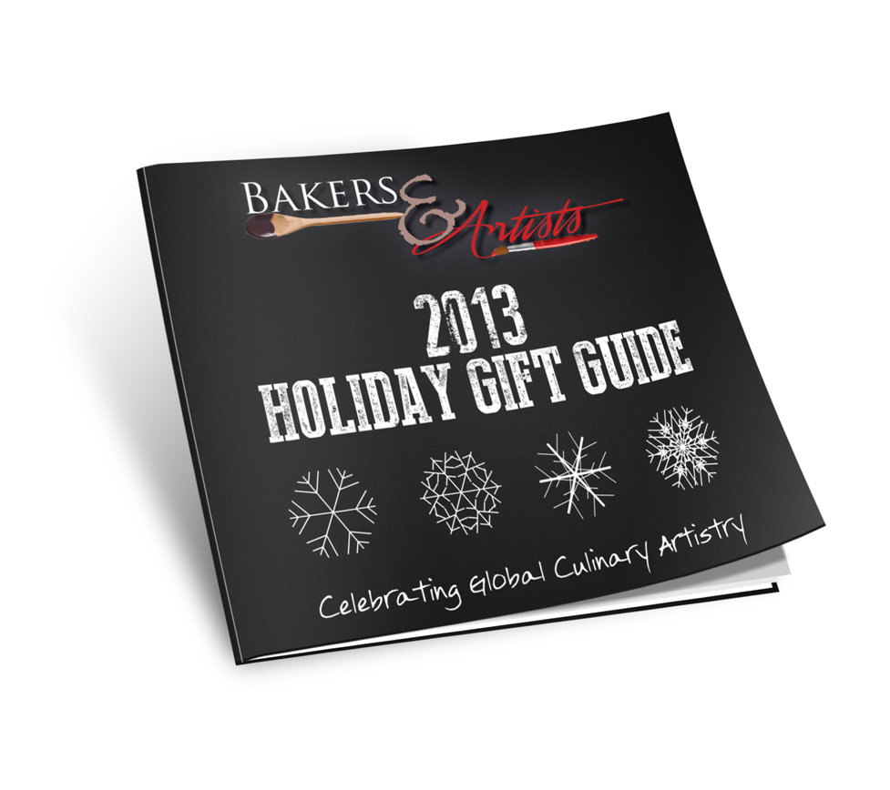 Bakers & Artists 2013 Holiday Gift Guide